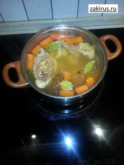 Суп полезный